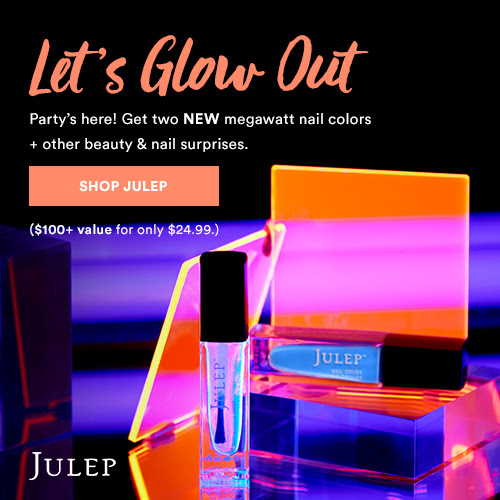 julep let's glow out mystery box