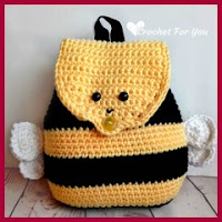 Mochila abeja