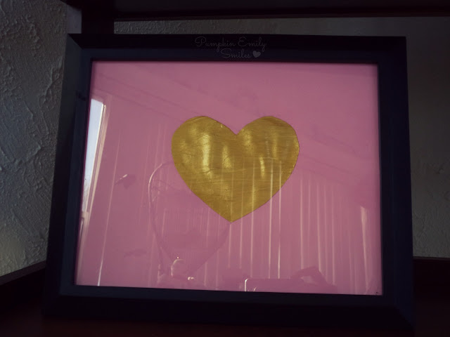 Simple Heart Frame
