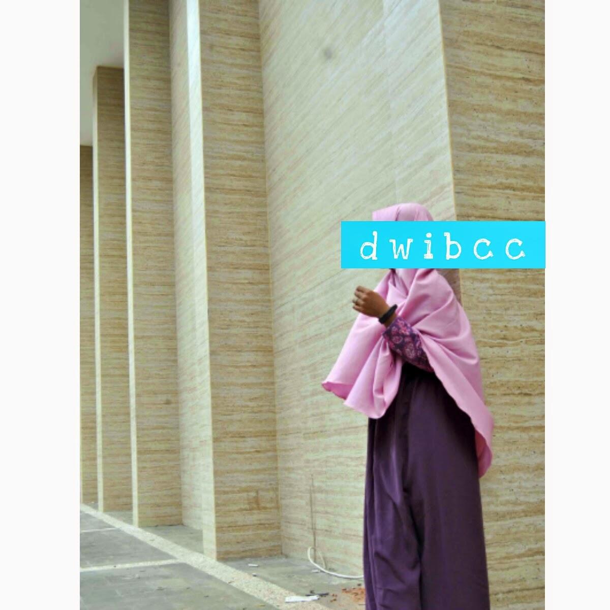 blog dwibcc hijab syar'i