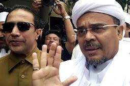 Polisi Tetapkan Habib Rizieq Jadi Tersangka Kasus Pornografi! ini hanyalah setingan supaya umat membenci ulama .