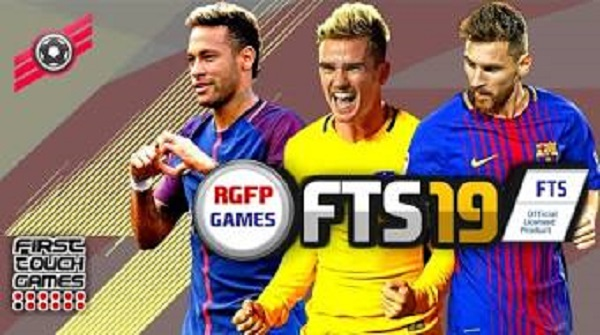 Download FTS 19 Mod Apk HD Garphics Game