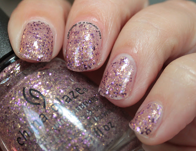 China Glaze Seas and Greetings collection - Let's Shell-ebrate