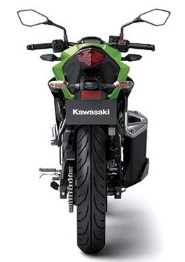 Harga Kawasaki Z250SL