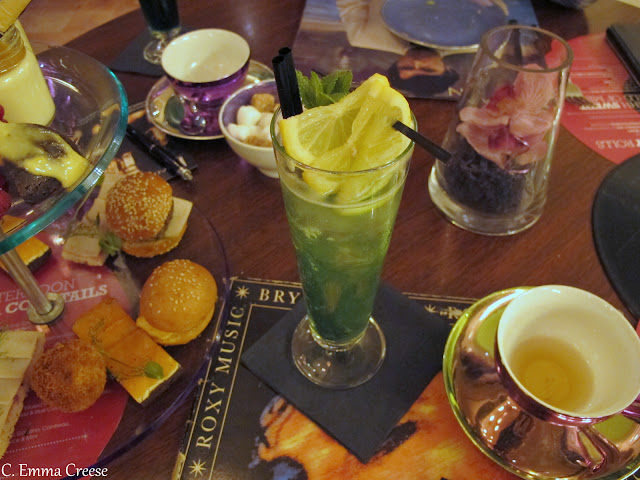 K West Hotel Glam Rock Afternoon Tea Adventures of a London Kiwi