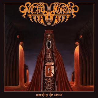 Sacred Monster - Worship the Weird [iTunes Plus AAC M4A]