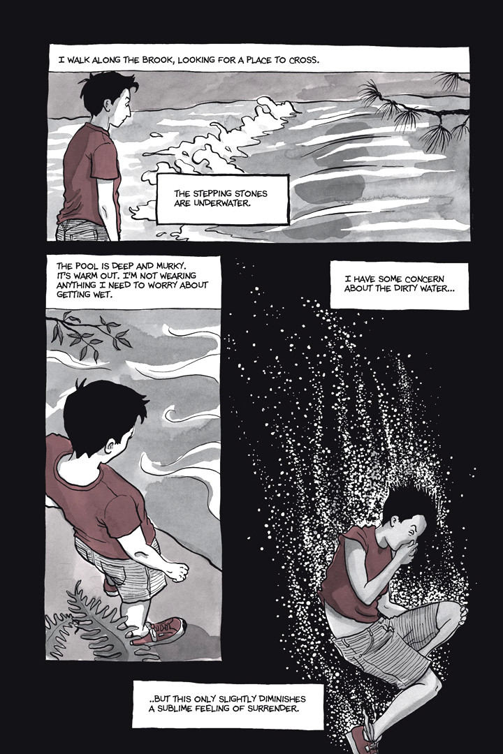 Page 3, Chapter 1: Ordinary Devoted Mother, from Alison Bechdel's graphic novel Are You My Mother