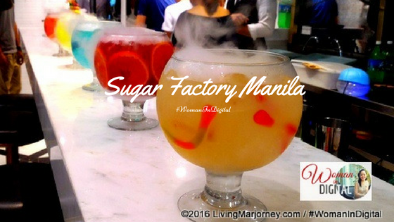 Sugar Factory in Manila