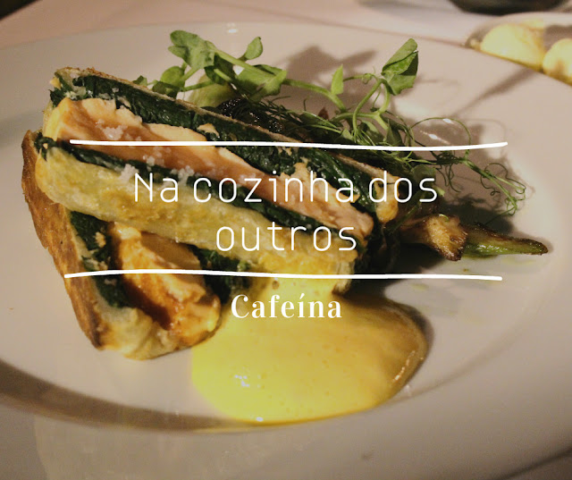Review do restaurante Cafeína @Porto