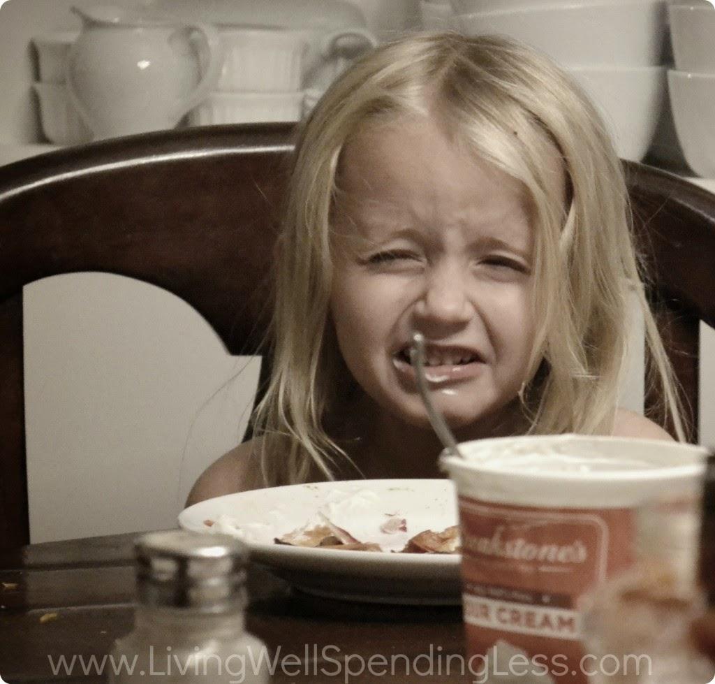 Rude Kids Eat My Child S Food