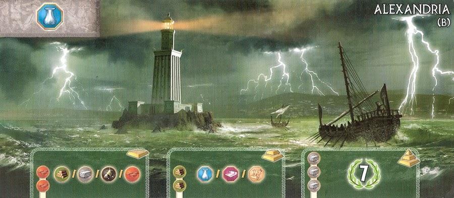7 Wonders - Guida strategica parte 1 - Giochi sul Nostro Tavolo
