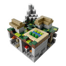 Minecraft The Village Micro World Set
