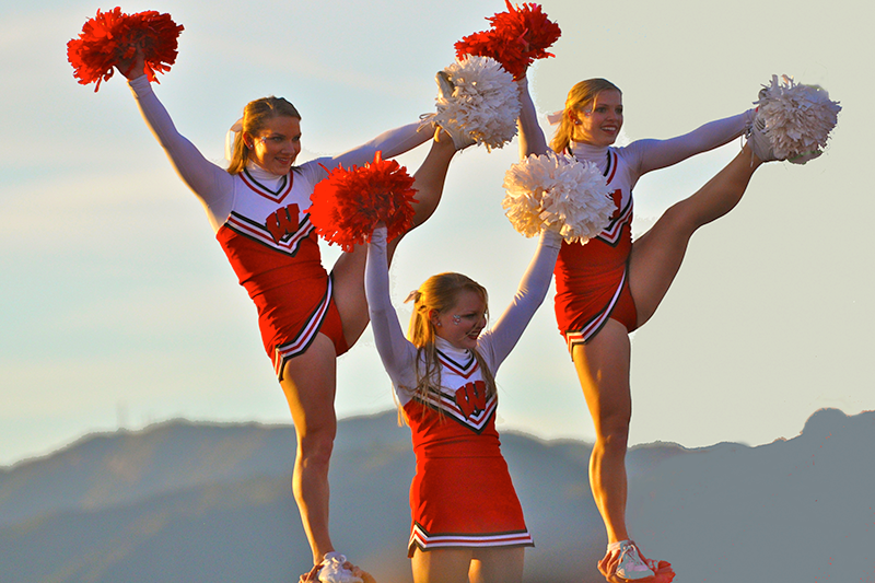 Think, that wisconsin cheerleaders nude simply matchless