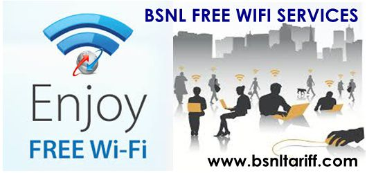 bsnl free wifi prepaid plans with more data usage