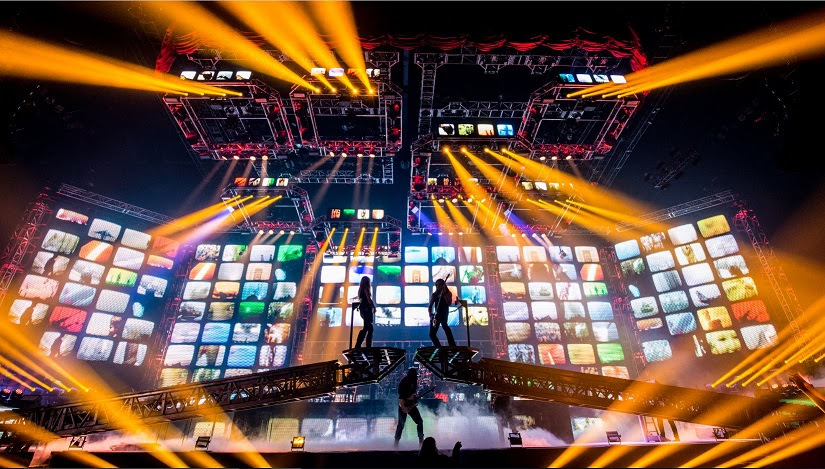 UPCOMING: Trans-Siberian Orchestra at Little Caesars Arena, Detroit, December 23