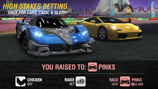 Racing Rivals Unlimited Money And Gems Apk