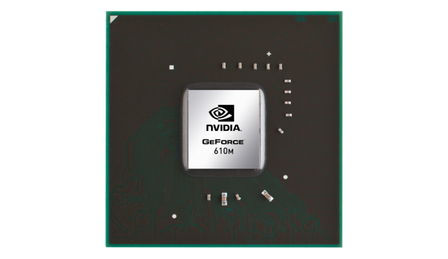Nvidia GeForce GT 610M Driver Download