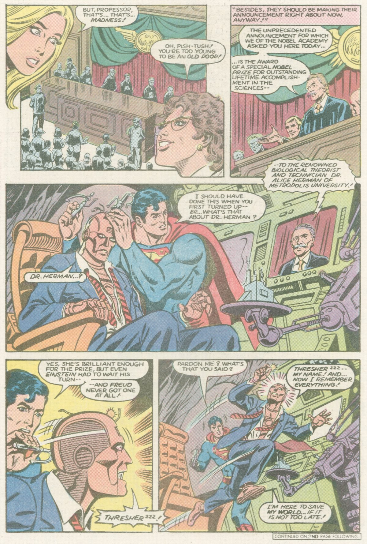 Read online Action Comics (1938) comic -  Issue #571 - 17