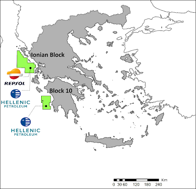 Repsol and Hellenic Petroleum partner on offshore Greece exploration -  OFFSHORE TECHNOLOGY - TEKMOR Monitor