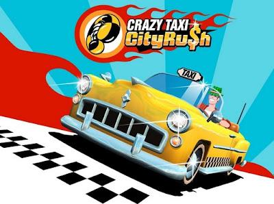 Crazy Taxi City Rush (MOD, unlimited money) APK + OBB Download
