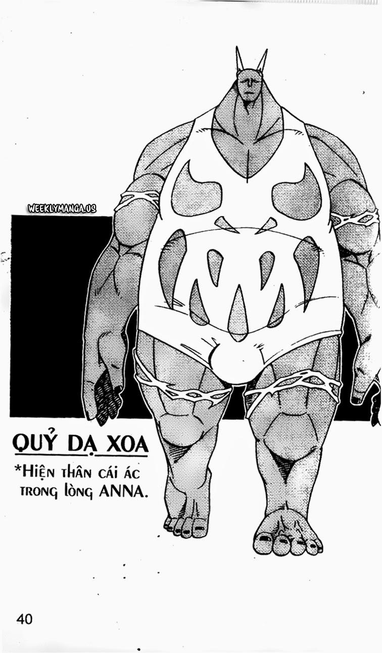 Shaman King [Vua pháp thuật] chap 173 trang 21