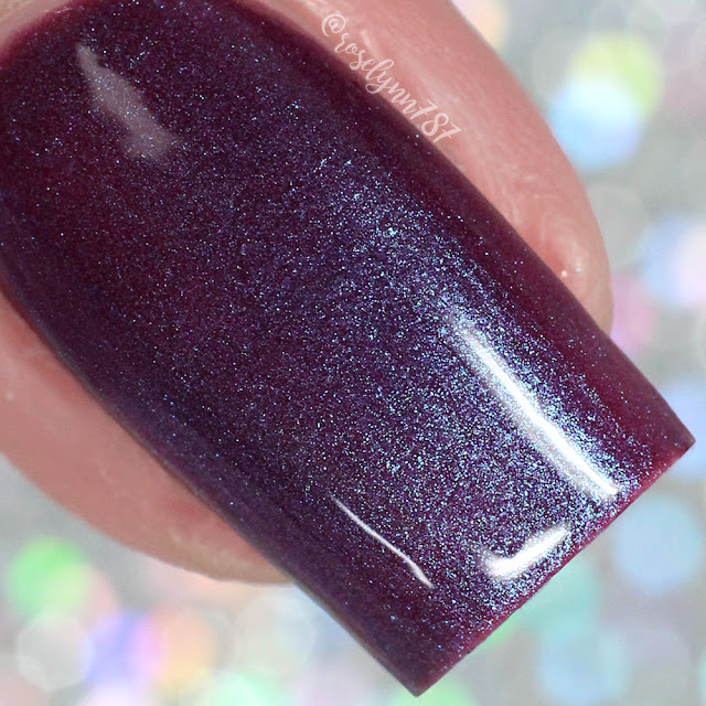 Lollipop Posse Lacquer - Passion Fruit