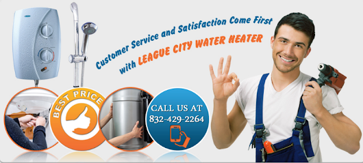 League City Water Heater