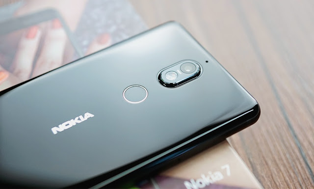 Nokia 6 and Nokia 7 Grabs New Update With January Security Patch