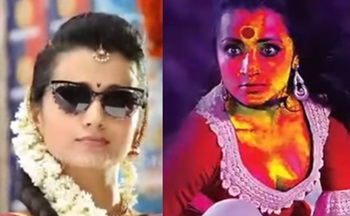 Actress Trisha's Mohini to have Harry Potter's VFX team