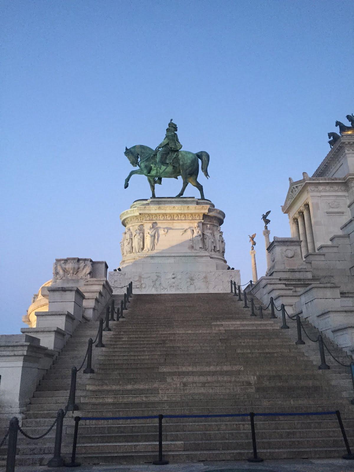 monument victor emmanuel 2 à rome