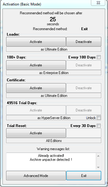 Download Windows 7 Loader eXtreme Edition 3.503