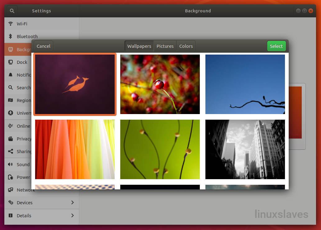 Ubuntu Animated Wallpaper