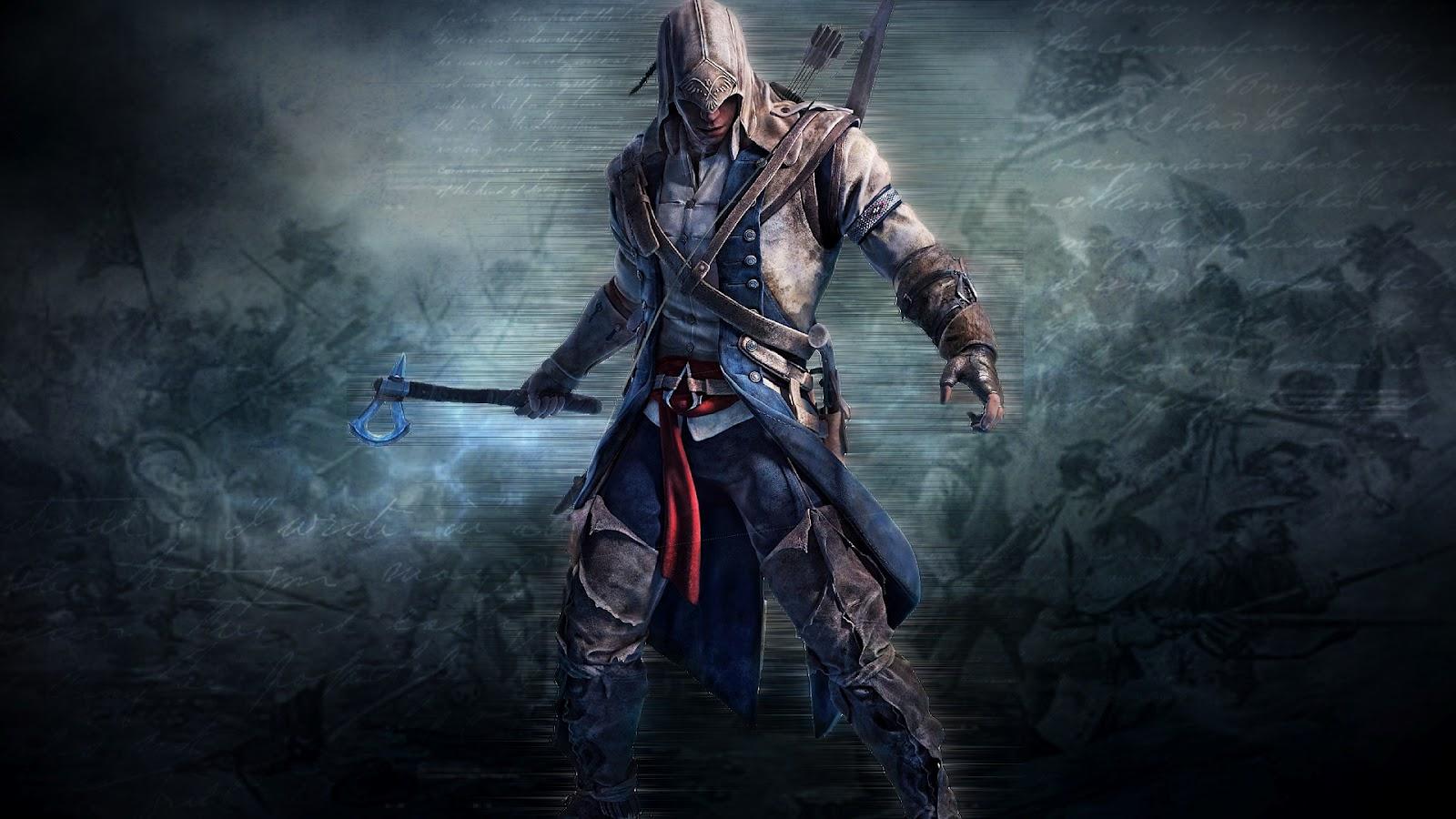 Assassins Creed Wallpaper 1080p: Assassin Creed Iii HD Wallpaper 1080p