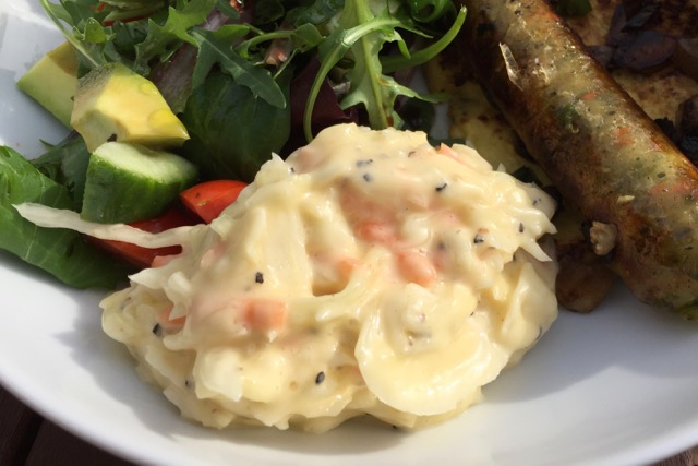 Badger's Dairy & Egg Free Vegan Coleslaw