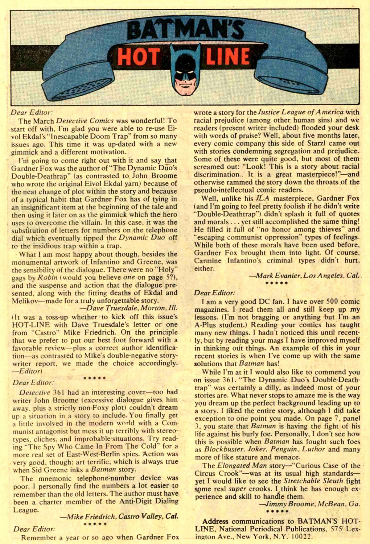 Detective Comics (1937) 365 Page 14
