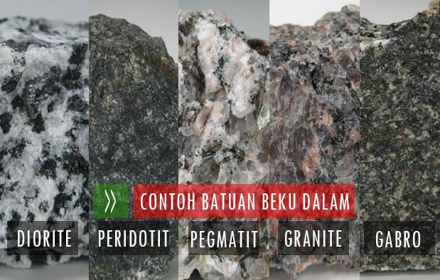 Contoh Batuan Beku Dalam