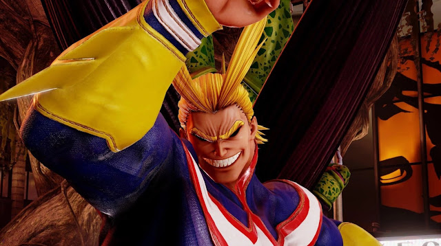 JUMP FORCE All Might