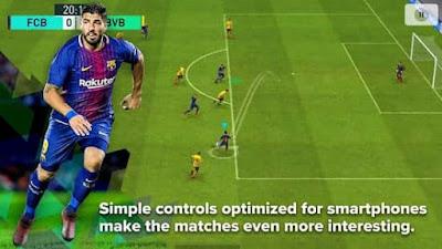 PES 2018 (Pro Evolution Soccer) v2.1.0 Full Mod Apk Data + OBB Terbaru