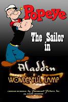 Popeye - Aladino y la lámpara maravillosa online
