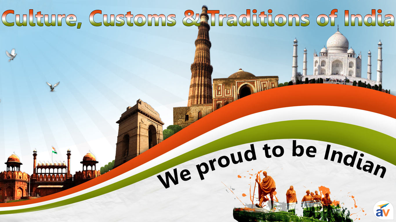 Culture Customs and Traditions of India
