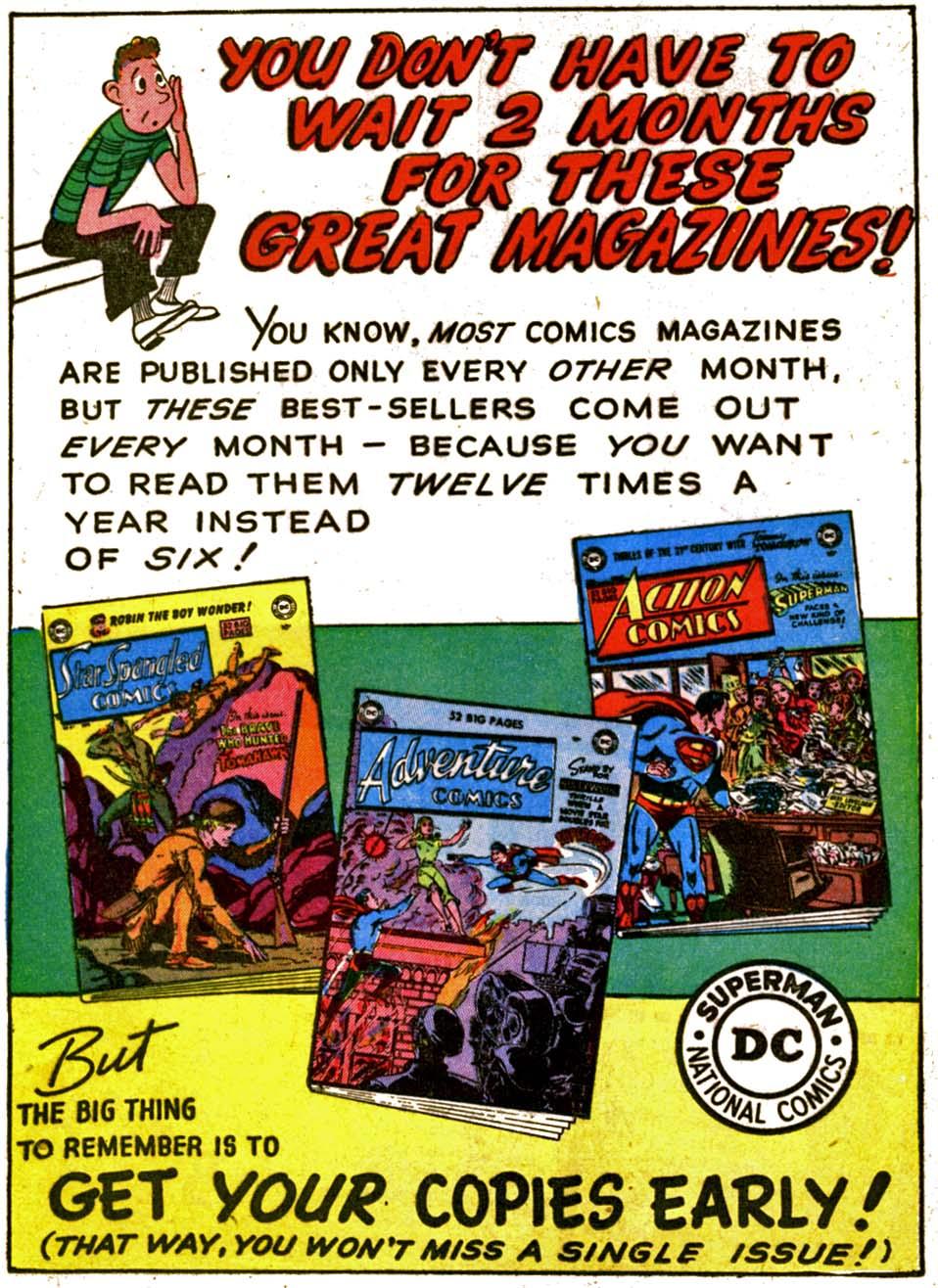 Read online Detective Comics (1937) comic -  Issue #162 - 25
