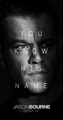 The Strike Blog - Jason Bourne - poster