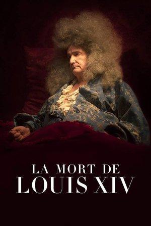 Poster La mort de Louis XIV 2016
