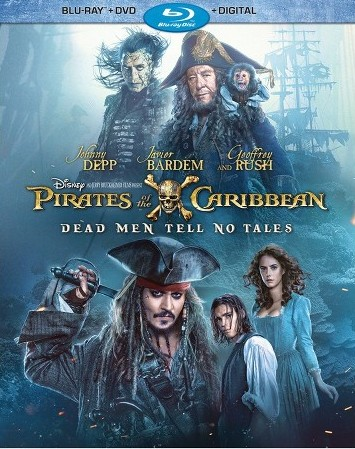 Pirates of The Caribbean Dead Men Tell No Tales In 720p BluRay
