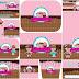 Chicas Haciendo Cupcakes: Etiquetas para Candy Bar para Imprimir Gratis.