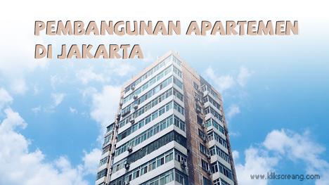 pembangunan apartemen di jakarta