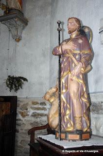 Saint Roc.