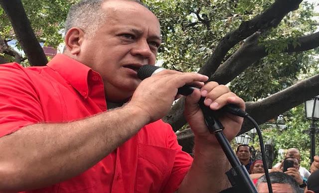 """Diosdado Cabello: """"Todavía no hemos llegado al socialismo, estamos en transición"""""""