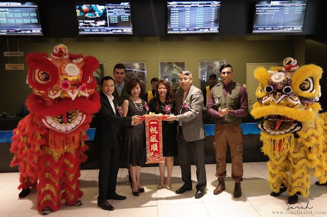 Golden Screen Cinemas (GSC) Launch @ Klang Parade