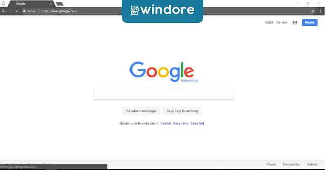 Terkoneksi Google Psiphon Pro